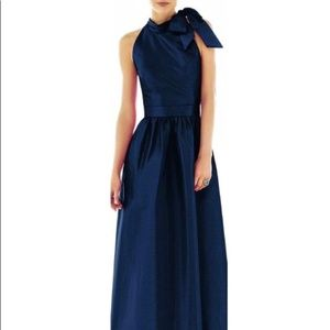 Alfred Sung D533 Dessy Collection Dress Long